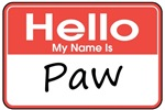 Hello, My name is Paw