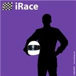 iRace Purple Race Driver