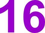 16, Motif
