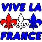 VIVE LA FRANCE, Bastille Day!