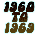 1960 to 1969 Gifts