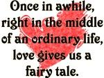 Fairytale Wedding Gifts & T-Shirts.
