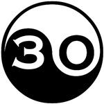 30th Birthday, Yin & Yang.