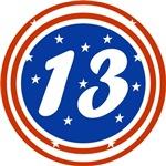 13th Birthday Gift Ideas, 13 USA!
