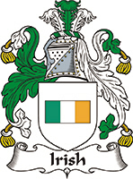 Irish Last Name Coats of Arms