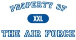 Property of the U.S. Air Force