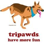 codie rae tripawds have more fun design
