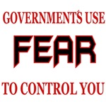 Gov't uses FEAR Tshirts