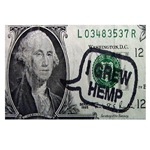 George Washington Grew Hemp Tshirts