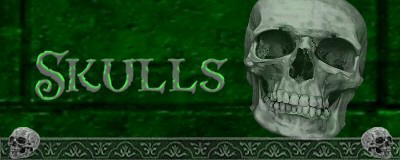Skull & Gothic T-Shirts & Gifts