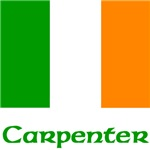 Carpenter Irish Flag