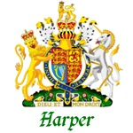 Harper Shield of Great Britain
