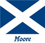 Moore St. Andrew's Flag