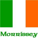 Morrissey Irish Flag