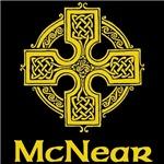 McNear Celtic Cross (Gold)