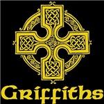 Griffiths Celtic Cross (Gold)