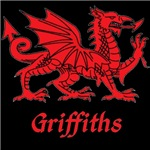 Griffiths Welsh Dragon