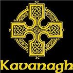 Kavanagh Celtic Cross (Gold)