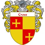 Cross Coat of Arms (Mantled)