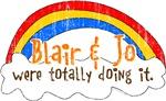 Blair & Jo Were Doing It