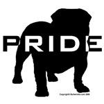 Bulldog Pride Logo