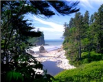 Ruby Beach Olympic National Park Washington