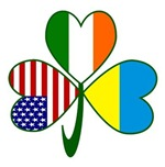 Shamrock of Ukraine