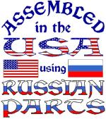 USA / Russian Parts