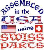 USA / Swiss Parts