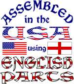 USA/English Parts