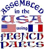 USA / French Parts