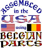 USA / Belgian Parts