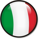 Italian Flag Ball T-shirts and Gifts