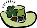 St. Patrick's Hat T-shirts & Gifts