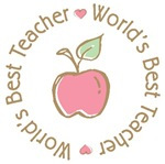World's Best Teacher T-shirts Gifts