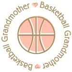 Basketball Grandmother T-shirts and Gifts