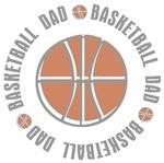 Basketball Dad T-shirts Gifts