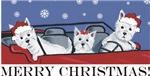 Merry Christmas Westies!