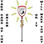 Lacrosse Goalie Onion