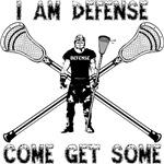 Lacrosse Defense GETSOME