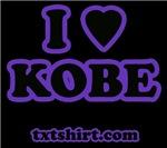 I love Kobe