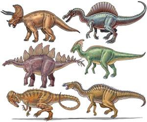 DinoMixer Dinosaurs
