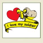 I Love My Soldier, etc.