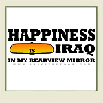Happiness is Iraq