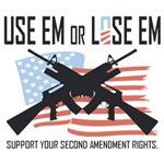 Use em or Lose em