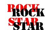 Rock Star Dbl Stncl