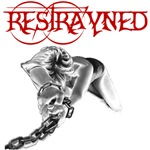 Restrayned Girl in Chains