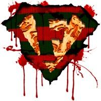 SUPER Freddy Krueger Logo
