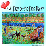 Dog Park 1 T's & more gifts...