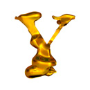 Blown Gold Y